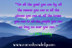 John Wesley Quotes Do All The Good You Can