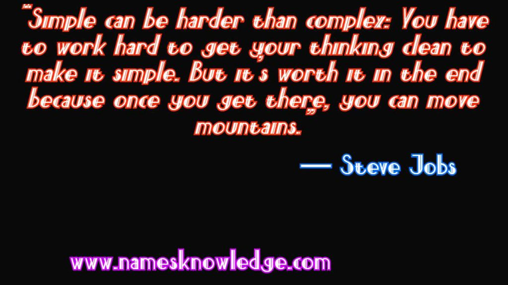 Steve Jobs Quotes Work