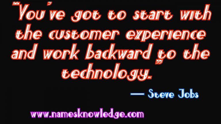 Steve Jobs Quotes Work