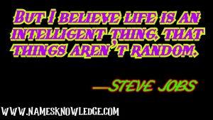 Steve Jobs Quotes Life