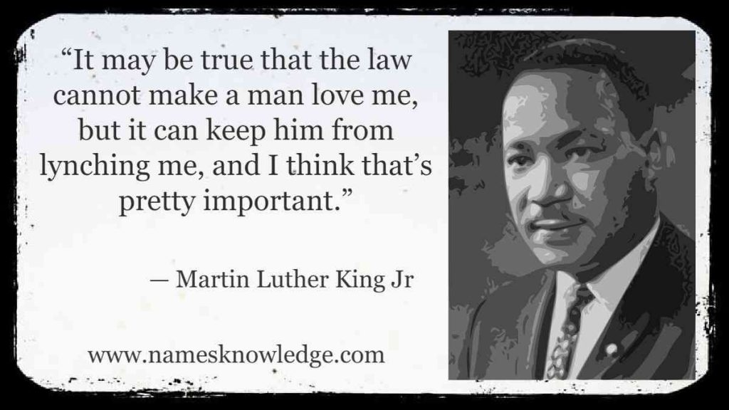Martin Luther Quotes on Love
