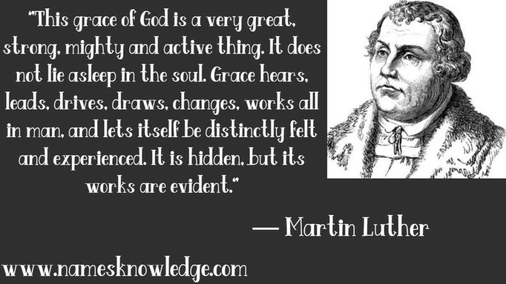 Martin Luther Quotes on Prayer