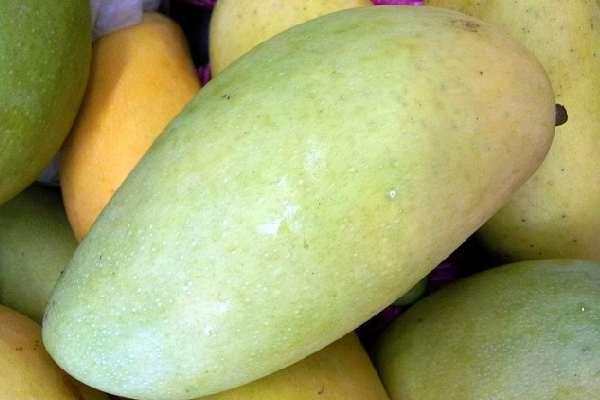 Five Fruits Name - Mango