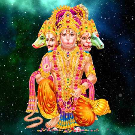 Bajrangbali Hanuman